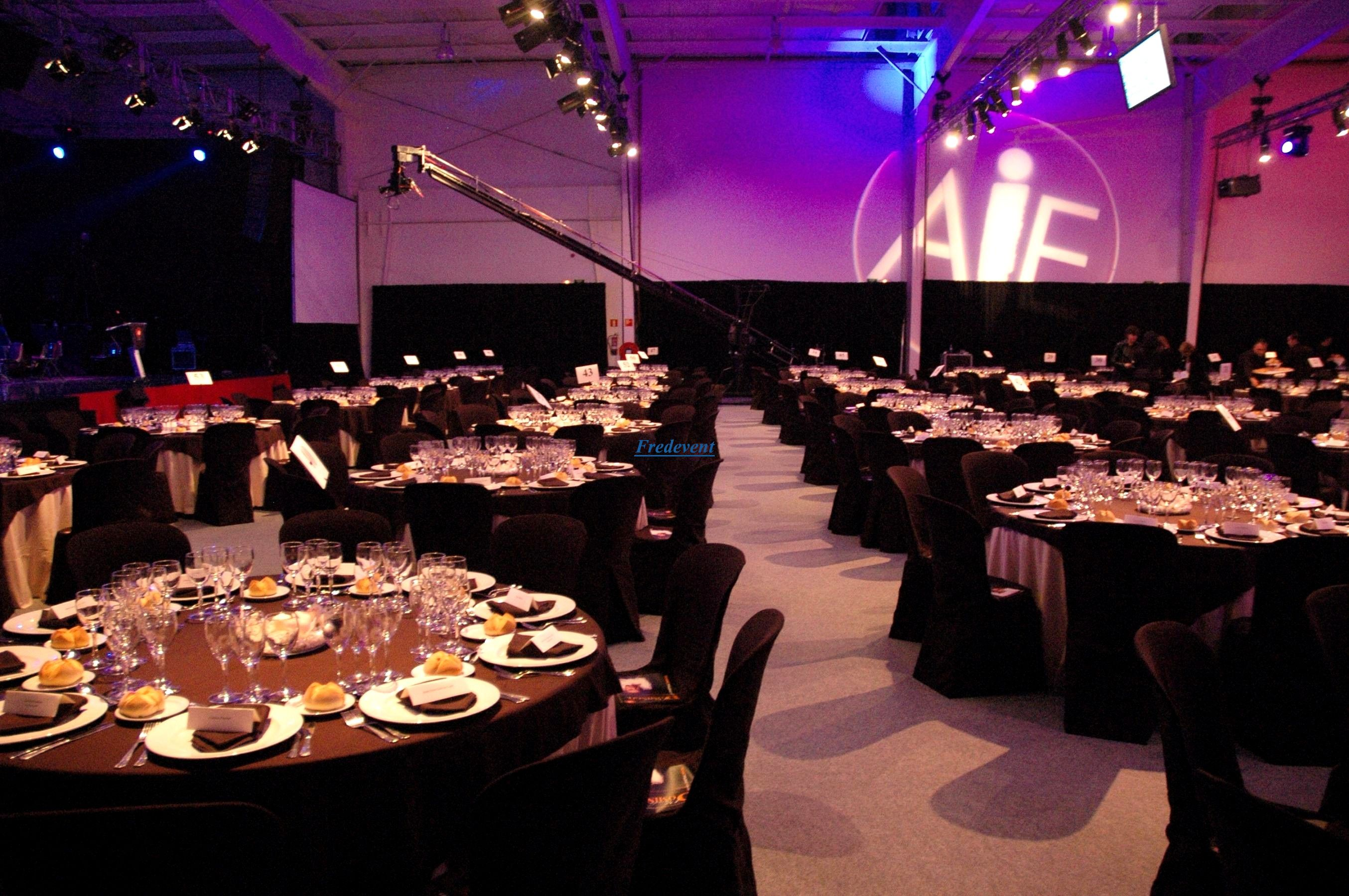 Empresas organizaci n de eventos organizacion eventos for Cenas para invitados